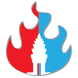 Logo BarCamp Phnom Penh Cambodia