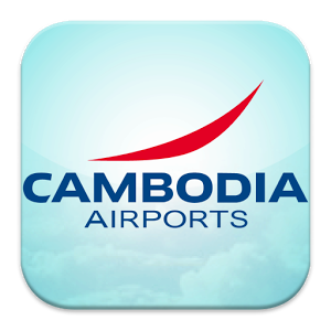 Logo Cambodia Airports Application