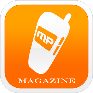 Logo Mobile Phone Magazine Application